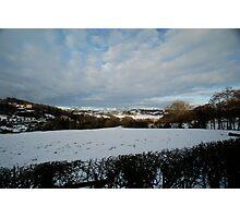 Glaisdale, North York Moors Photographic Print