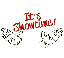 It's Show Time! Saul Goodman, Better Call Saul! Photographic Print
