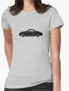 karmann ghia 1 Womens Fitted T-Shirt