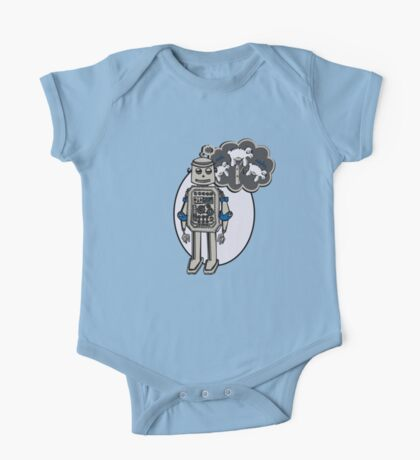 Robots and Sheep Kids Clothes
