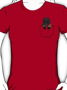 TeamFortress 2 Pocket Pyro (Red) T-Shirt