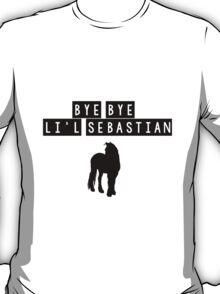 Bye Bye Lil Sebastian T-Shirt