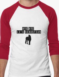Bye Bye Lil Sebastian Men's Baseball ¾ T-Shirt
