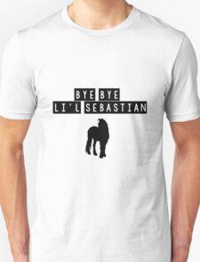 Bye Bye Lil Sebastian Unisex T-Shirt