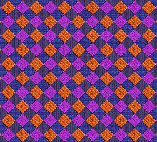 More Like Pixelate Tartan #2 by ModernPixelArt