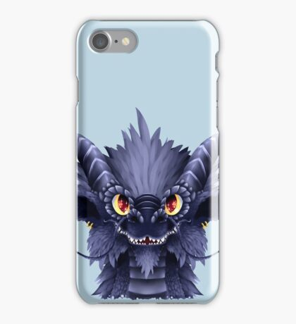 Feathery Law iPhone Case/Skin