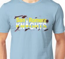 Bloody San Romero Knights Logo Unisex T-Shirt