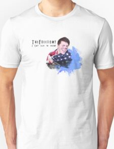 Danisnotonfire - I can't escape the freedom T-Shirt