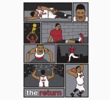 D.Rose Rises 'The Return' Comic by rolandjayson