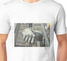 joe Louis Fist Downtown Detroit Unisex T-Shirt