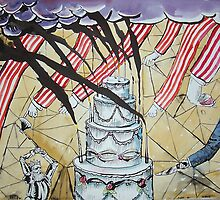 Cut the Cake by Kenny Cole