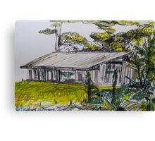 Joss and Kamal's Denmark Paradise Canvas Print