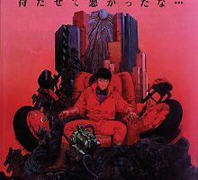 Akira Shotaro Kaneda  by Kanesuo28