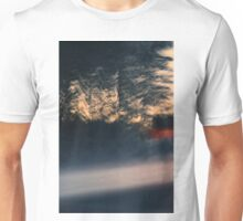 Beautiful Mistake Abstract Art Unisex T-Shirt