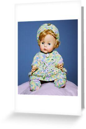 Doll Portrait by Stephen Thomas