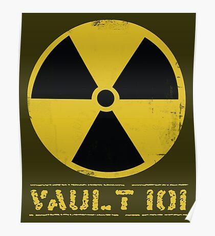 Vault 101 Poster