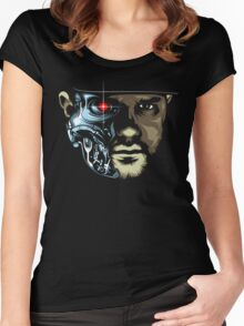 Necro - Terminator Women's Fitted Scoop T-Shirt