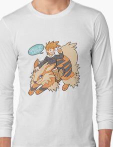 Gary Oak Long Sleeve T-Shirt