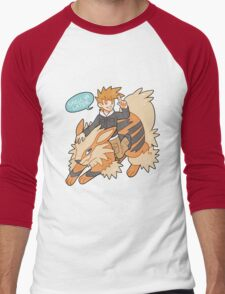 Gary Oak Men's Baseball ¾ T-Shirt