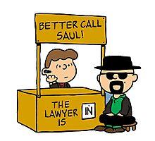 Better Call Saul, Breaking Bad Photographic Print