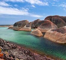 Elephant Rocks by DistantLight