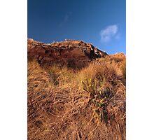 Mandalay Beach Cliffs 1 Photographic Print