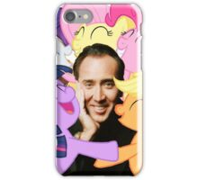 Nic and His Girls iPhone Case/Skin