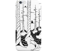 Ever feel you're being watched? iPhone Case/Skin