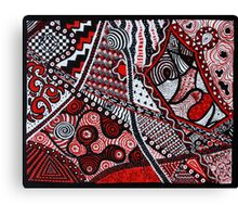 Inlets to Illusion Canvas Print