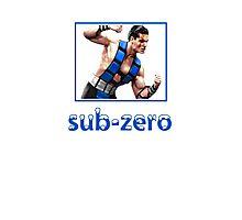 Sub Zero Photographic Print