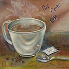 Off Center Cafe      by lindybird