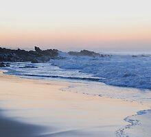 Sunrise, Basham Beach by Janet Leadbeater
