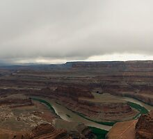Dead Horse Point by Jay Stockhaus
