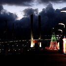 Christmas Under the Bolte by Emma  Pettis