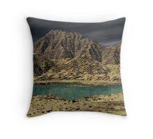 Devil's Country 2 Throw Pillow