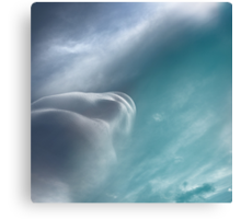 Between Earth and Sky - We the Native Canvas Print