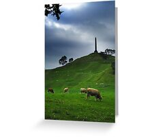 One Tree Hill Greeting Card