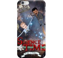 Science Time iPhone Case/Skin