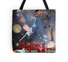 Science Time Tote Bag