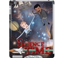 Science Time iPad Case/Skin