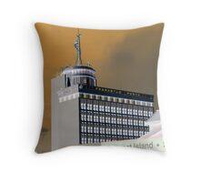 Fremantle ports Throw Pillow