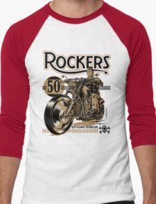 Rockers 50s Men's Baseball ¾ T-Shirt