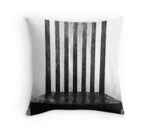 Solitary Throw Pillow