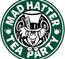 Mad Hatter Tea Party by Ellador