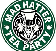 Mad Hatter Tea Party by Ellador