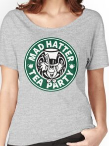 Mad Hatter Tea Party Women's Relaxed Fit T-Shirt