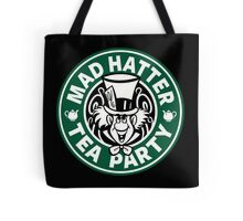 Mad Hatter Tea Party Tote Bag