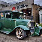 Webby's Speed Shop by monkeyfoto