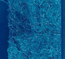 Maine USGS Historical Map Rumford 807655 1927 48000 Inversion by wetdryvac
