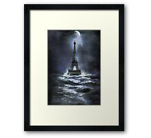 Digital vision.... Framed Print